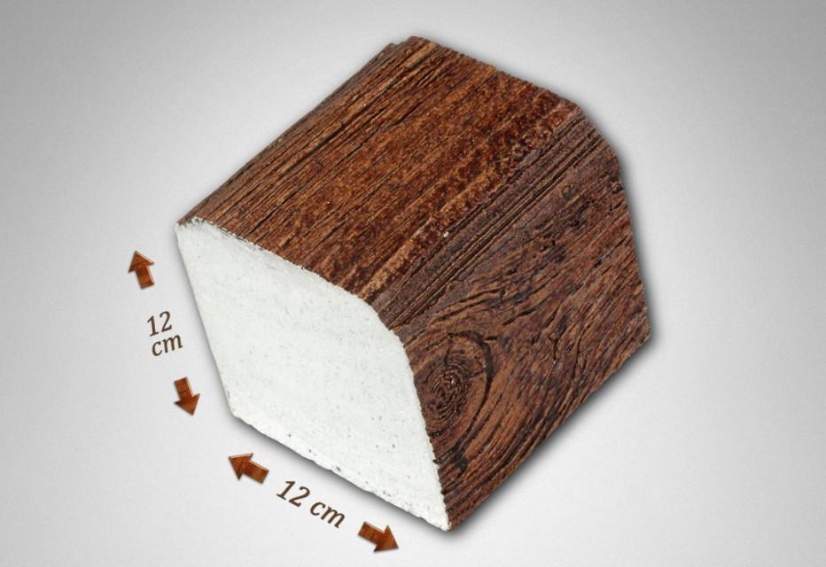 Belki Drewniane Imitacja Drewna Antydeska Jak Prawdziwe